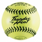 Spalding Thunder Heat WS-12 Y FP Yellow Softball
