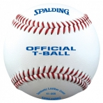 Spalding Official Indoor and Outdoor T-Ball Baseball