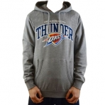 MITCHELL & NESS TEAM ARCH HOODED OKLAHOMA THUNDER