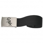 MasterDis Belt MLB Chicago White Sox Woven Single