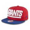 NEW ERA TEAMWORD NY GIANS 9FIFTY