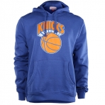MITCHELL & NESS TEAM LOGO HOODED NY KNICKS