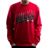 MITCHELL & NESS DIAGONAL SWEEP CREW CHICAGO BULLS