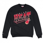 MITCHELL & NESS DIAGONAL SWEEP CREW MIAMI HEAT