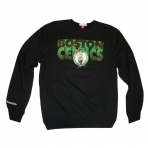 MITCHELL & NESS TEAM SHADOW BOSTON CELTICS SWEAT