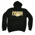 MITCHELL & NESS TEAM SHADOW HOODY LA LAKERS