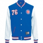 MAJESTIC LUTKIN LETTERMAN CHICAGO CUBS