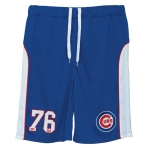 MAJESTIC PICKERING MESH CHICAGO CUBS