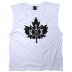 K1X core big leaf sleeveless
