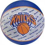 Spalding Team Ball New York Knicks