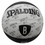 Spalding Team Ball Brooklyn Nets