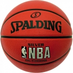 Spalding NBA Silver Youth Outdoor 3