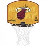 Spalding Miniboard Miami Heat