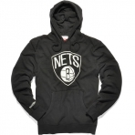 Mitchell & Ness Brooklyn Nets Team Logo Hoody