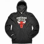 Mitchell & Ness Chicago Bulls Team Logo Hoody
