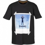 Spalding Picture Tee