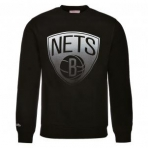 Mitchell & Ness Gradient Infill Crew Brooklyn Nets