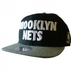 Mitchell & Ness Forces SnapBack Brooklyn Nets