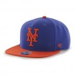 MLB New York Mets Sure Shot 2 Tone '47 Captain