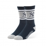 MLB New York Yankees Duster '47 Sport Sock
