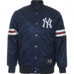 Majestic Satin Jacket NY Yankees