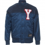 Majestic Melton Wool Letterman Varsity Jacket NY Yankees