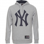 Majestic Basic Logo Hooded Sweat NY Yankees