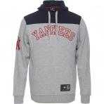 Majestic Cut & Sew Hooded Sweat NY Yankees