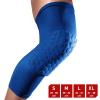 McDavid Hex Force HexPad Extended Leg Sleeves (chránič kolena - modrý)