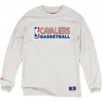Mitchell & Ness Tričko s dlhým rukávom Issued Longsleeve NBA - Cleveland Cavaliers