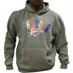 Mitchell & Ness Mikina s kapucou Tri Pop NBA - OKC Thunder