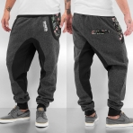 Dangerous DNGRS tepláky Felt Sweat Pants