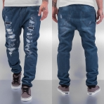 Just Rhyse tepláky Jeans Optics Sweat Pants