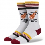 STANCE ponožky NBA TEAMS HEAT
