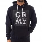 GRIMEY WEAR mikina GRMY HOODIE BLACK