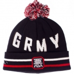 GRIMEY WEAR čiapka GRMY HOCKEY BALL HAT BLACK