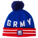 GRIMEY WEAR čiapka GRMY HOCKEY BALL HAT BLUE