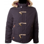 MZGZ zimná bunda Doxy čierna