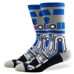 STANCE STAR WARS ponožky ARTOO BLUE