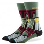 STANCE STAR WARS ponožky BOBBA FETT GREEN