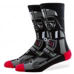 STANCE STAR WARS ponožky VADER BLACK