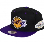 Mitchell & Ness šiltovka NBA LA Lakers Championship Snapback