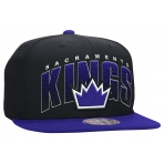 Mitchell & Ness šiltovka NBA Sacramento Kings Double Bonus Snapback