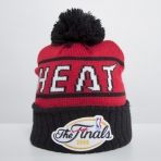 Mitchell & Ness čiapka NBA Miami Heat Championship Knit