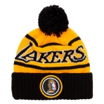 Mitchell & Ness čiapka NBA LA Lakers Championship Knit
