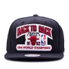 Mitchell & Ness šiltovka NBA Chicago Bulls'92 Back To Back Champions Snapback