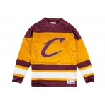 Mitchell & Ness dres NBA Cleveland Cavaliers Mesh Longsleeve