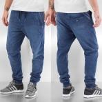 Shine Sweat Pants ACID BLUE