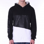 PELLE PELLE SLICE OF HELL HOODY BLACK