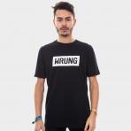 WRUNG T-SHIRT CLASSIC CORE LOGO